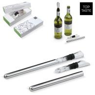 Bâton en métal refroidisseur à vin personnalisable
