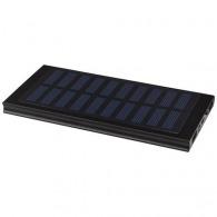 Batterie de secours personnalisable solaire de 8000mAh Stellar