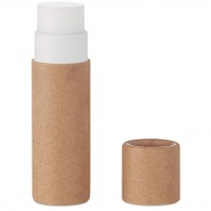 Baume personnalisé à lèvres tube en carton