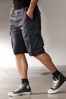Bermudas et shorts avec marquage