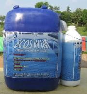 Structure gonflable publicitaire : Bidon gonflable auto-ventilé