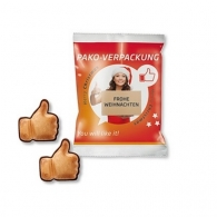 Biscuits publicitaires Likies 10g