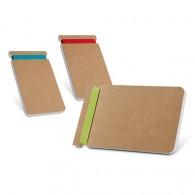 Bloc-notes à couverture rigide - 60 pages non lignées