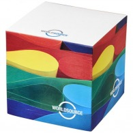 Bloc-notes cube 75mm