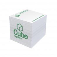 Bloc-notes cube mémo 5x5x5cm