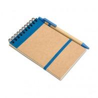 Carnets avec stylo avec personnalisation