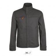 Blouson personnalisable unicolore workwear homme - block pro
