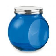 bocal / bonbonnière en verre personnalisable