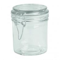 Tarro de cristal Clicky, aprox. 280 ml