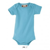 Body bébé publicitaire organic bambino - couleur