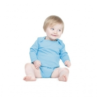 Body enfant publicitaire manches longues Larkwood