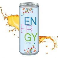 Boisson énergétique - energy drink 25cl
