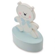 Boîte à dents publicitaire garçon - ourson