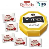 Boîte cadeau octogonale avec Raffaello