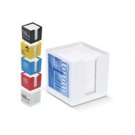 Bloc-note cube avec personnalisation