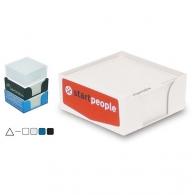 Bloc-note cube publicitaire