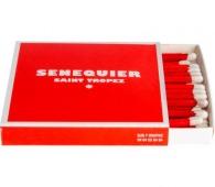 Boîte carrée 55mm - 30 allumettes
