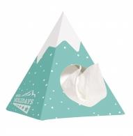Boîte de 50 mouchoirs pyramide