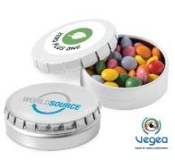 Boîte de bonbons personnalisée clic clac 76mm