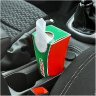 Boîte de mouchoirs pour voiture