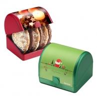 Boîtes sandwich avec marquage