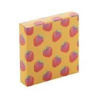 Boîte en papier 100x100x20mm