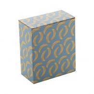 Boîte publicitaire en papier 107x125x55mm