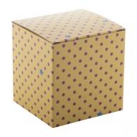 Boîte personnalisable en papier 108x101x110mm