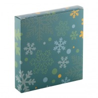 Boîte en papier 134x130x23mm