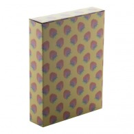 Boîte personnalisée en papier 170x100x35mm