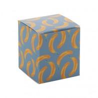 Boîte en papier 57x57x62mm