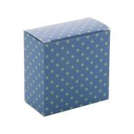 Boîte en papier 75x75x40mm