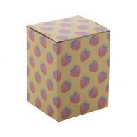 Boîte personnalisable en papier 90x120x100mm