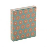 Boîte personnalisée en papier 95x115x20mm