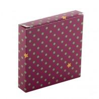 Boîte en papier 95x93x17mm