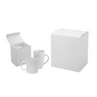 Boîte personnalisé pour mug Univer