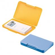 étuis et porte-cartes de visite customisé
