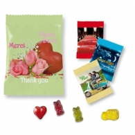 Bonbons gélifiés motifs standards