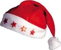 Bonnet personnalisé de Noël lumineux