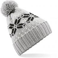 Bonnet logoté snowstar jacquard