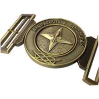 Boucles de ceinture avec logo