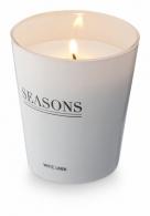 Bougie personnalisable parfumée de Seasons