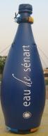 Bouteille gonflable personnalisée auto-ventilée