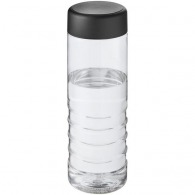 Bouteille H2O Treble 750 ml avec couvercle vissé