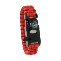 Bracelet personnalisable de survie