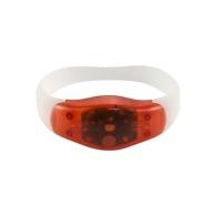 Bracelet en silicone et plastique