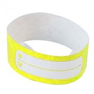Bracelets en tyvek avec marquage