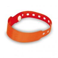 Bracelets à usage unique avec personnalisation