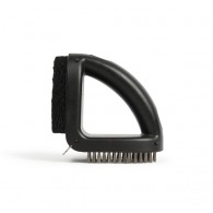Barbecue/plancha cleaning brush