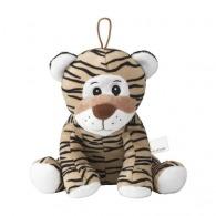 Bruno tigre logoté en peluche